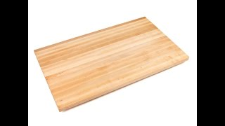 How often should i oil my wooden chopping board