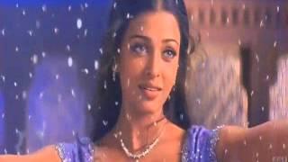 Chand chupa badal mein (karaoke for female singers)