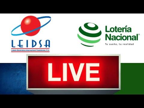Lotería Quiniela Palé Leidsa Resultados de Hoy en Vivo