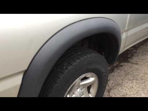 Toyota Tacoma Frame Rust, Recall failure, Dangerous