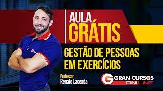 Aula Grátis | Gestão de Pessoas em Exercícios - Prof. Renat…