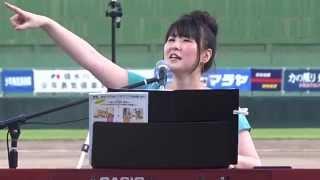 横田良子さん積水ハウスCMソングを歌う