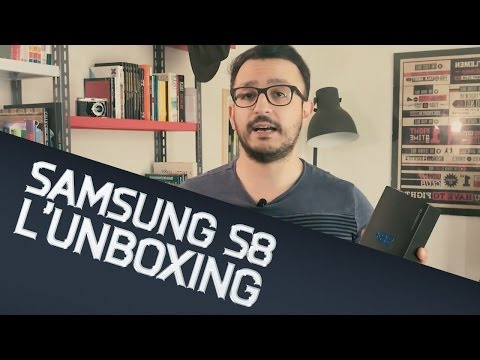 Galaxy S8 Plus: Unboxing del nuovo smartphone Samsung