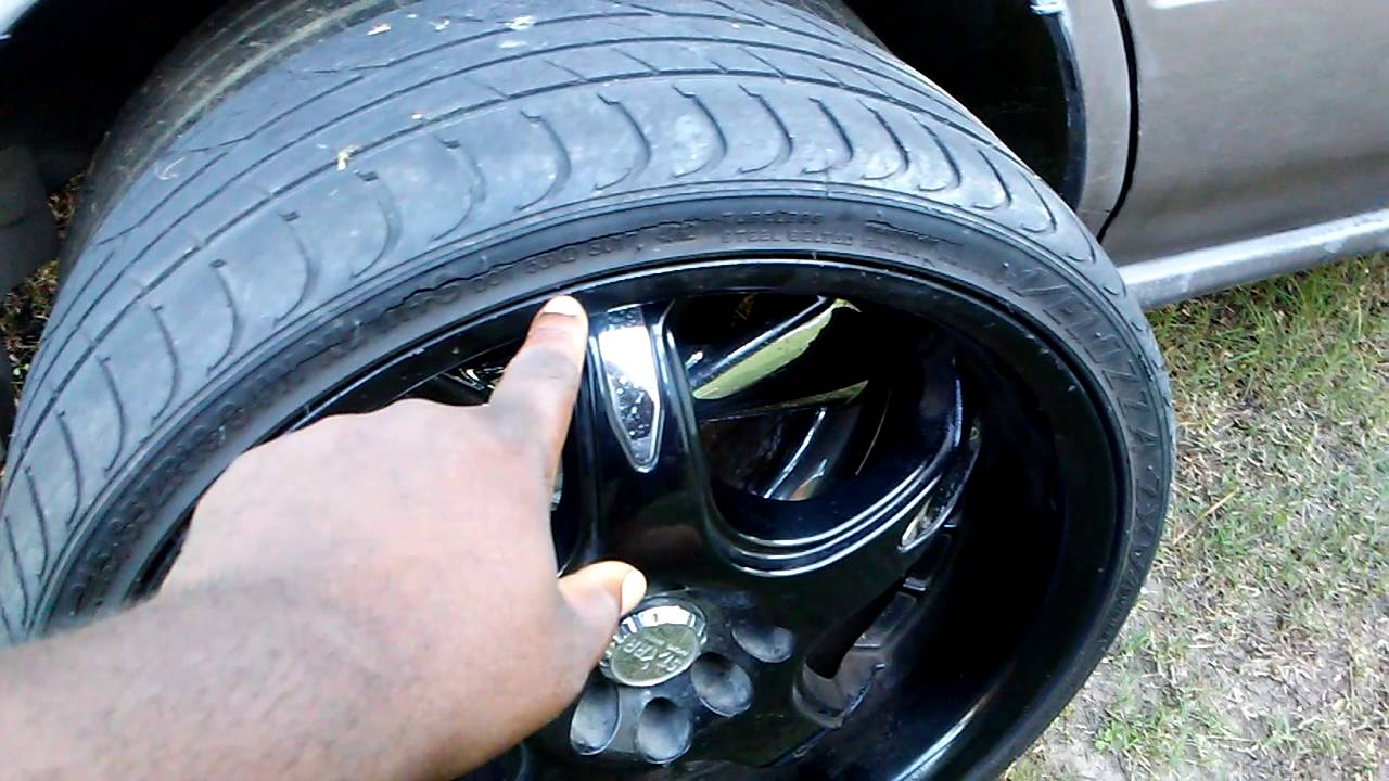 Low Profile Tires >> Guys check these low profile tires aleast twice a month