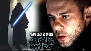 Star Wars! NEW Jedi Coming In Episode 9 & More! Potential Spoilers