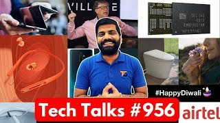 Tech Talks #956 - Xiaomi Toilet, Samsung 12GB RAM, TCL Dual Fold Phone, Google Play Malware