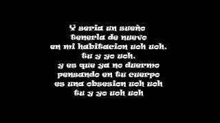 Obsesión - Maluma - Letra