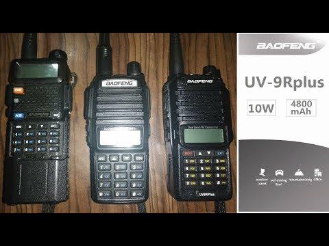 🧠 Отличия Baofeng UV-9R Plus от UV-82 и UV-5R / РАДИОСВЯЗЬ ✅