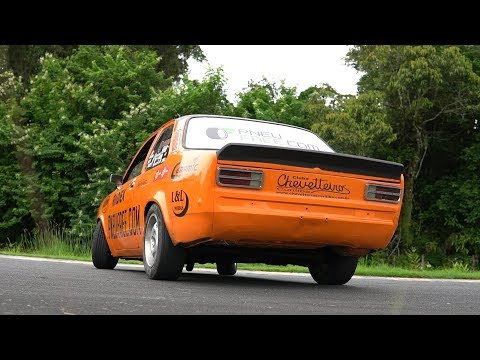 GM CHEVETTE DE DRIFT AP 2.0 TURBO 1973 | Entrevista
