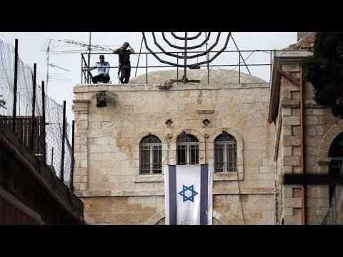 PS. Explain This: Israeli Settlement-Building