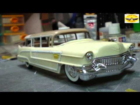 Cadillac 1956 View Master Station wagon hess & Eisenhardt ...
