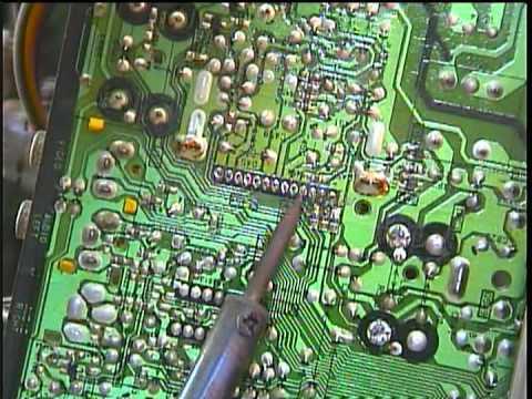 panasonic crt tv repairing horizontal line problem youtube rh youtube com crt tv repair guide pdf download crt tv repair guide video