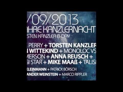 Mike Maass @ 6 Jahre Kanzlernacht/Tresor Berlin - 14/09/13