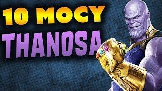 10 MOCY THANOSA - Komiksowe Ciekawostki
