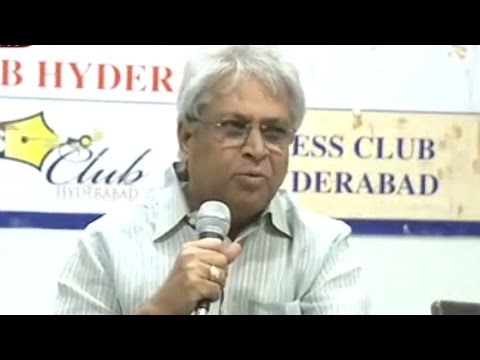 Undavalli Aruna Kumar Press Meet || Slams Chandrabu Govt - Watch Exlcusive