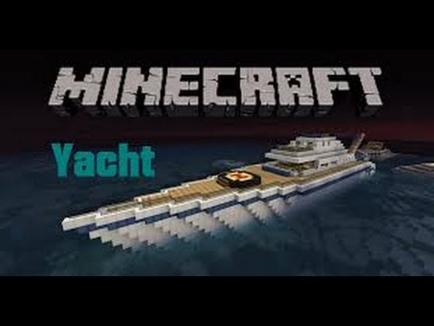 Minecraft Yacht Review!