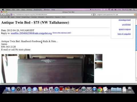Under $100 Craigslist Used Furniture For Sale By Owner
