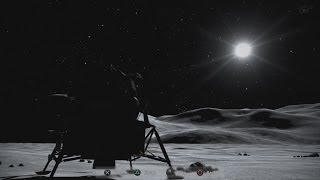 """GT6 - Lunar Exploration Mission 1 - """"Driving on the Moon"""