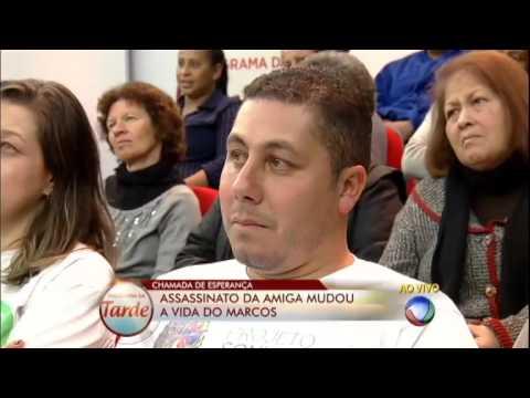 Rodrigo Faro faz surpresa especial para participante do Chamada de Esperança #Arquivo