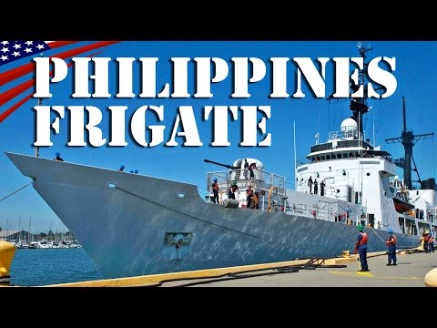 Philippine Navy Get Frigate from U.S. : Enhance Naval Power in South China Sea - フィリピンが米国からフリゲート艦を取得