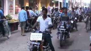 Voters Awarness Rally SVEEP Bettiah West Champaran 5th June 2015-5