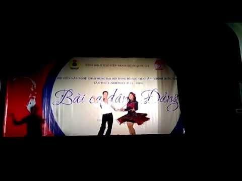 KHIÊU VŨ HÀ NỘI - DANCING AT NAPA HANOI