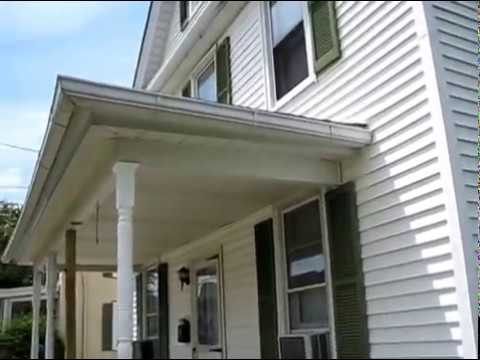 How To Remove Replace And Fix Damaged Rotted Porch Post Columns Replacing Column You