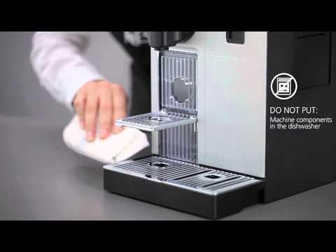 Lattissima Pro - Cleaning Tips
