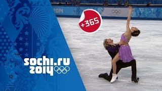 Meryl Davis & Charlie White Win Gold - Pairs Ice Dance - Full Event | #Sochi365