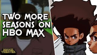 Uncle Ruckus lives in HBO MAX's THE BOONDOCKS!!!!