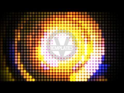 Disco Light Background
