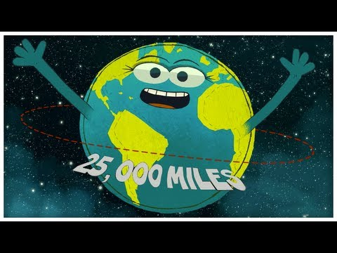 Outer Space: A Beautiful, Beautiful World, The Earth Song  StoryBots