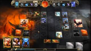 might and Magic Duel of Champions. Стрим 1