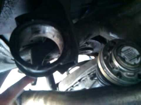 Removal Of Diff Bushing With No Tool3gp Youtube