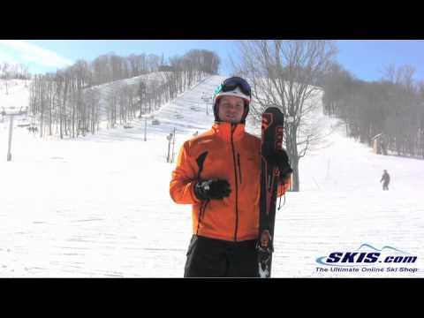 2013 Salomon Enduro LX 800 Skis Review By Skis.com