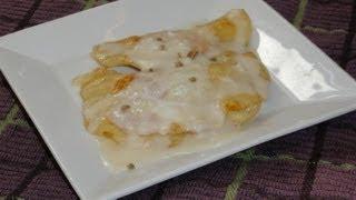Sour Cream Garlic-chive Sauce