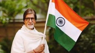 Amitabh Bachchan To Sing National Anthem Before India-Pakistan Match