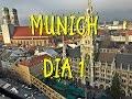 ALEMANIA - Qué ver en Múnich #1 | Marienplatz y Cervecería Hofbräuhaus