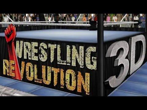 Wrestling revolution 3d wwe 2k20 mod apk download