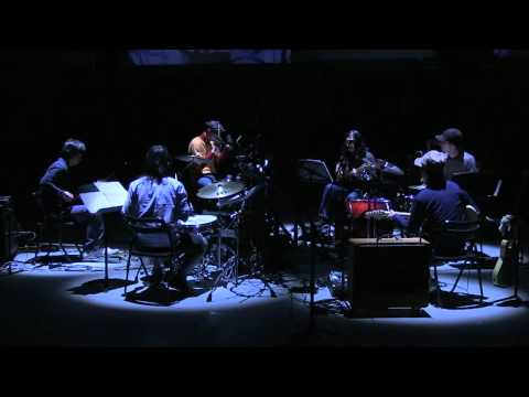 サンガツ - NO MUSIC NO / Sangatsu × Rhizomatiks at TPAM in Yokohama