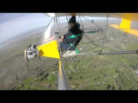 First Flight Test andStalls B 95