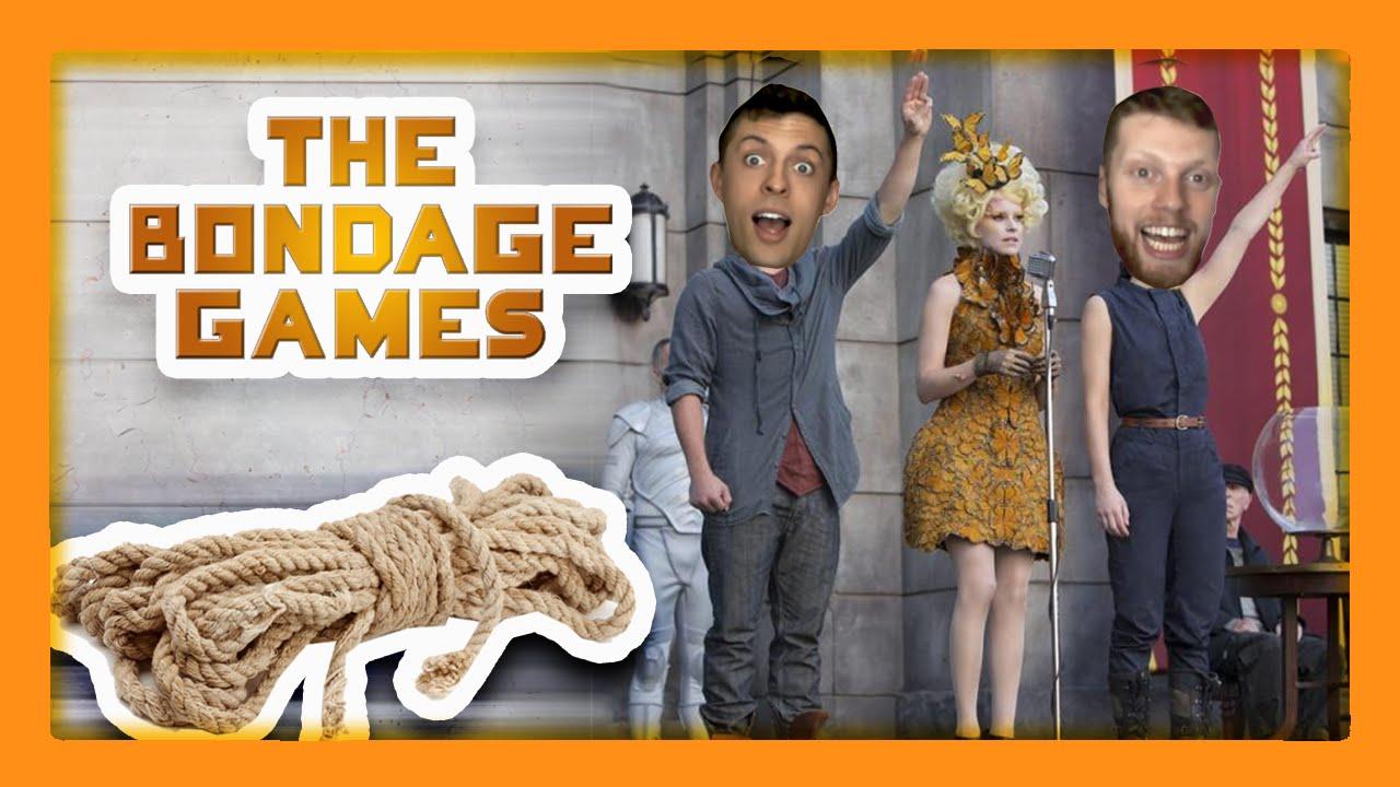 THE BONDAGE GAMES - Ep. 1