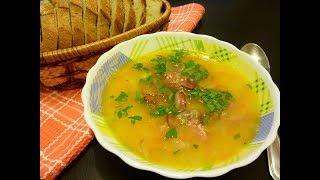 Гороховый суп.Суп горохов.Гороховый суп рецепт.