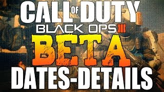 Black Ops 3 Beta - Xbox One/PC Are You Ready?! (BO3 Multiplayer)