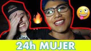 24 HORAS SIENDO MUJER