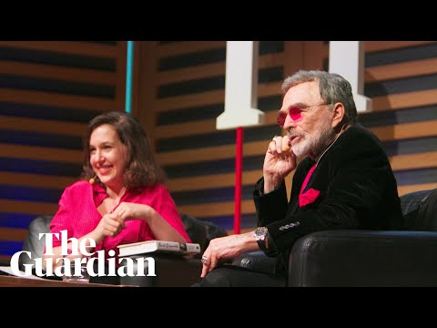 Burt Reynolds in conversation with the Guardian: 'Marlon Brando was a strange man' – archive video