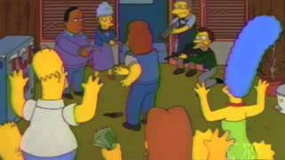 The Simpsons - Snake - Bye!