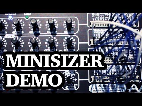 MINISIZER Overview & Sound Demo