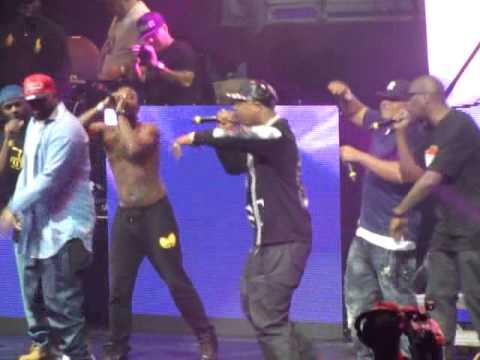 Wu-Tang Clan - Triumph LIVE @ Barclays Center (9/20/14)