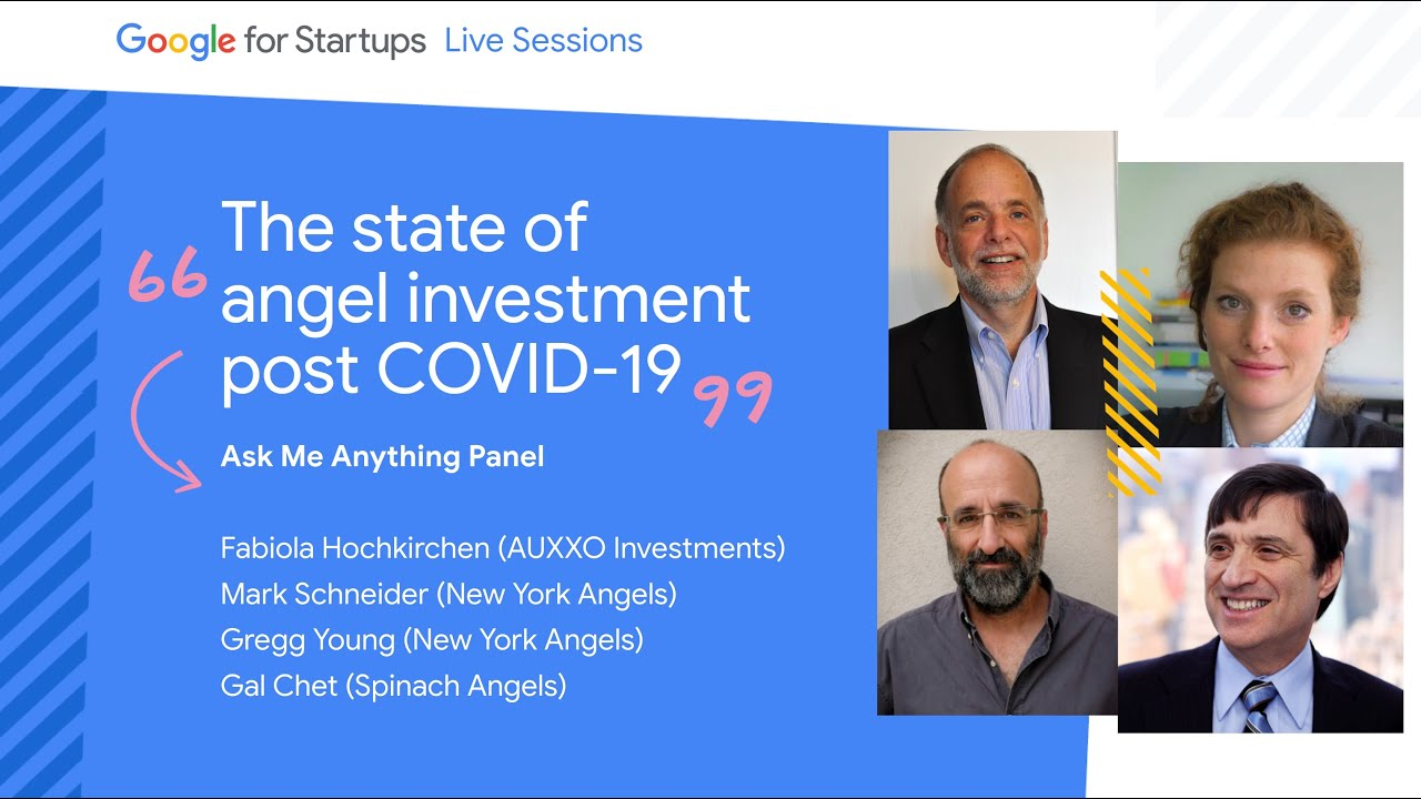 The State of Angel investment - Post COVID 19